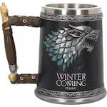 """Халба Gothic Fairy """"Зимата идва"""", 14cм, Лицензирана стока от Игра на Тронове"""