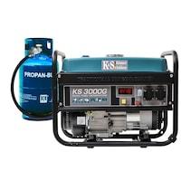 kit conversie gpl benzina generator