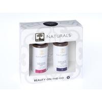 Комплект парфюми Bioselect, Чиста чувственост и Блестящи ритуали, за коса и тяло 2х100 мл