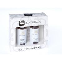 Комплект парфюми Bioselect, за коса и тяло Екзотична страст и Ориенталска магия, за коса и тяло 2х100 мл