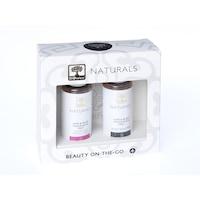 Комплект парфюми Bioselect, Сладка мечта и Тайна съблазън, за коса и тяло 2х100 мл
