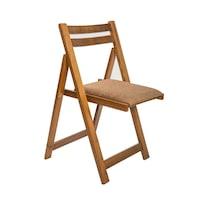 scaun pliant tapitat