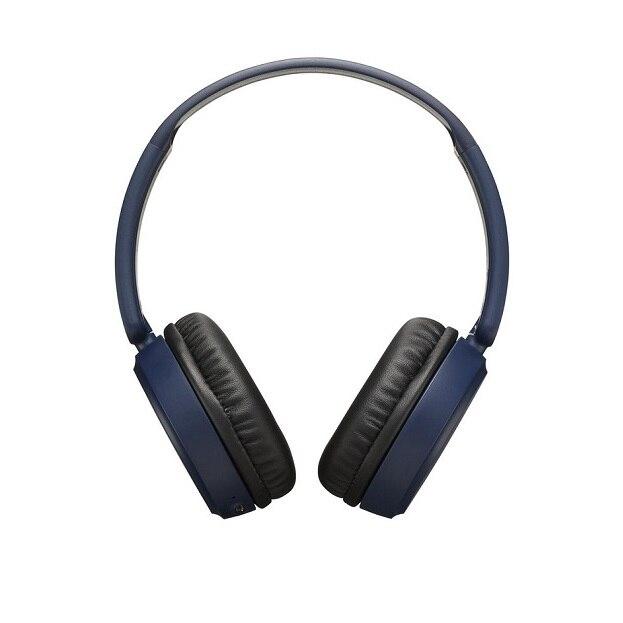 Fotografie Casti Audio On Ear JVC HA-S31BT-A-U, Wireless, Bluetooth, Microfon, Autonomie 17 ore, ALbastru