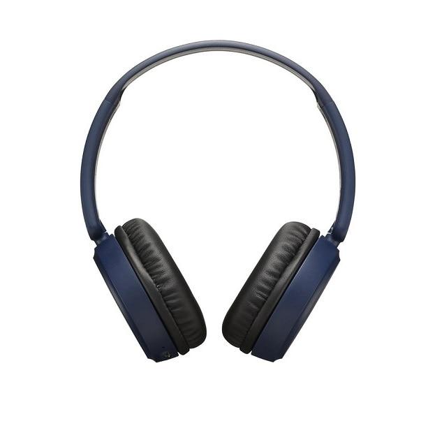Fotografie Casti on-ear Bluetooth JVC HA-S31BT-A-U, Albastru