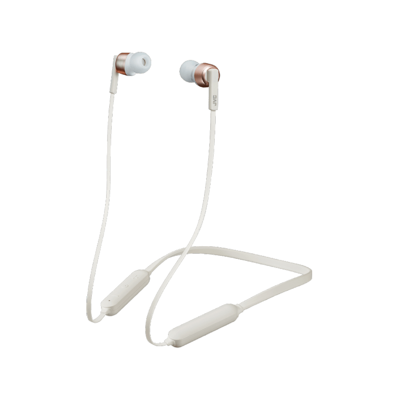 Fotografie Casti in ear JVC HA-FX45BT-WE, Sport, Bluetooth, Alb