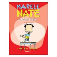 Romanele Grafice Cu Marele Nate: Un Pusti Genial [Minigrafic]