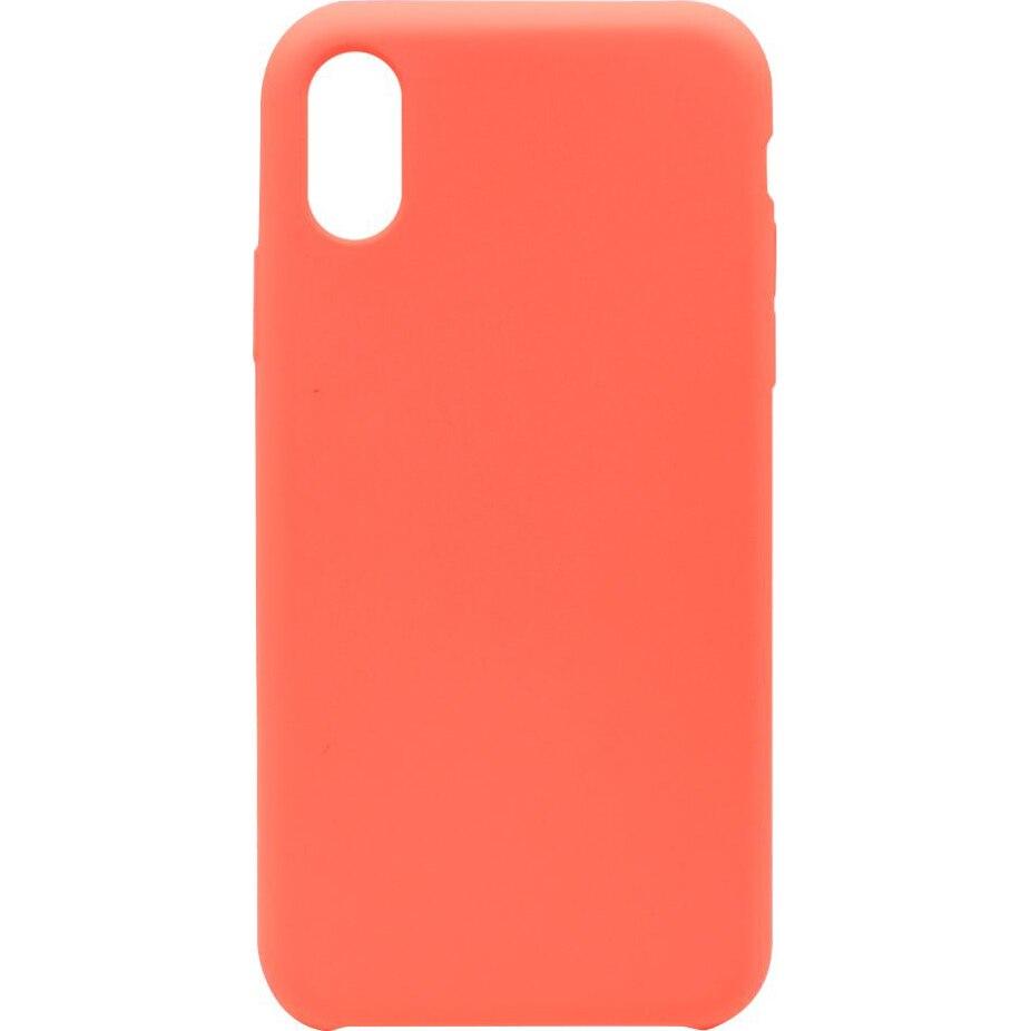 Fotografie Husa de protectie Lemontii Aqua pentru iPhone XS Max, Peach Pink
