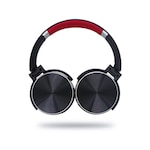 Metal 550BT Extra Bass Bluetooth fejhallgató (fekete)