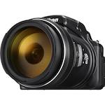 Aparat foto digital Nikon COOLPIX P1000, 16 MP, Zoom 125x, Black