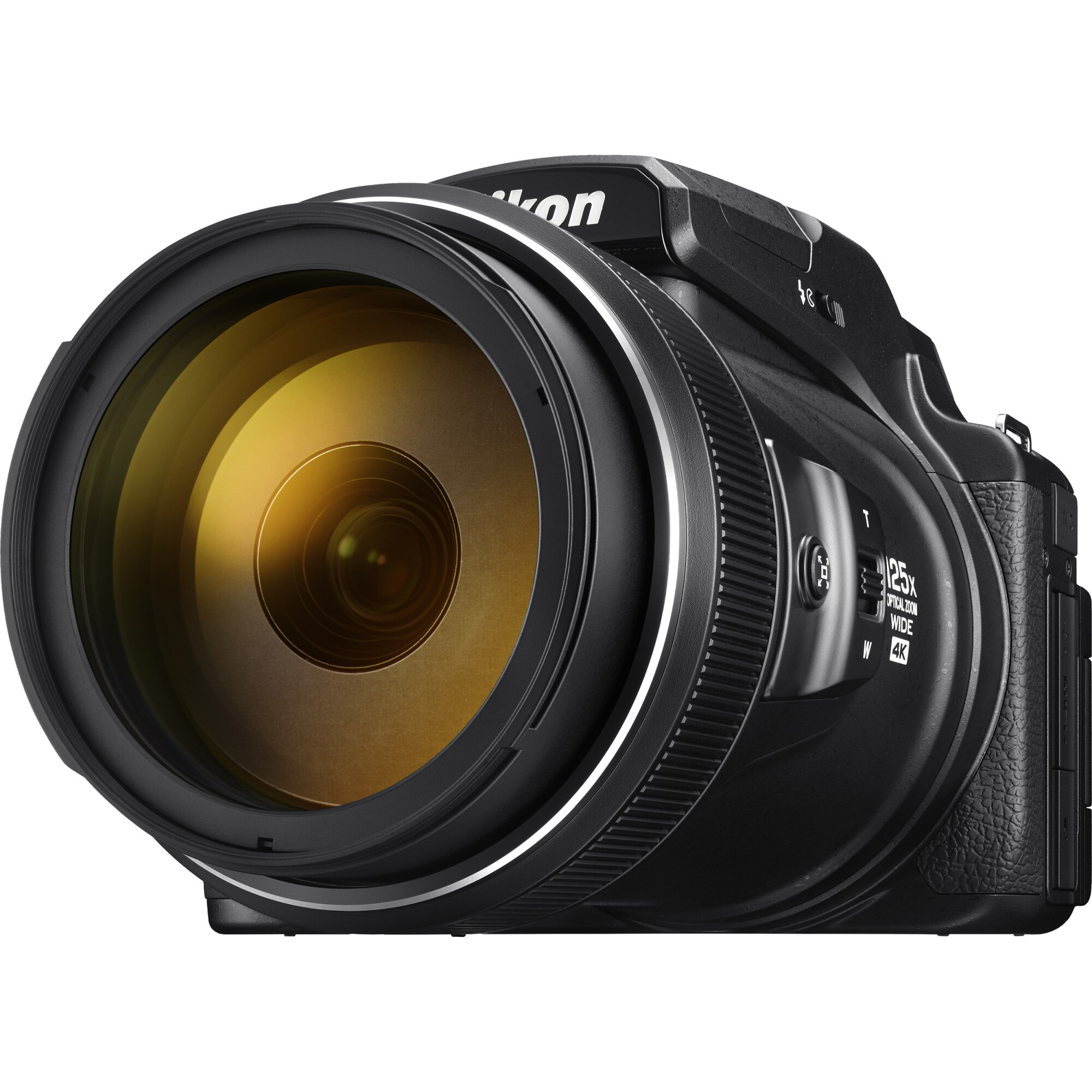 Fotografie Aparat foto digital Nikon COOLPIX P1000, 16 MP, Zoom 125x, Black