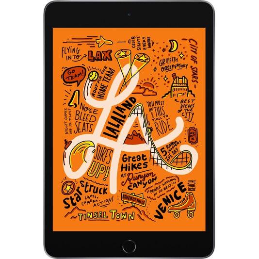 Fotografie Apple iPad mini 5, 64GB, Wi-Fi, Space Grey