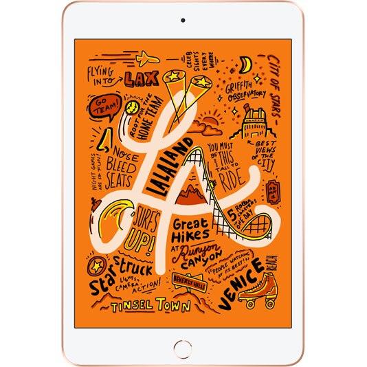 Fotografie Apple iPad mini 5, 256GB, Wi-Fi, Gold