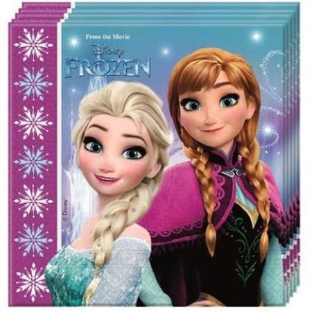 Disney Frozen, Jégvarázs szalvéta 20 db-os