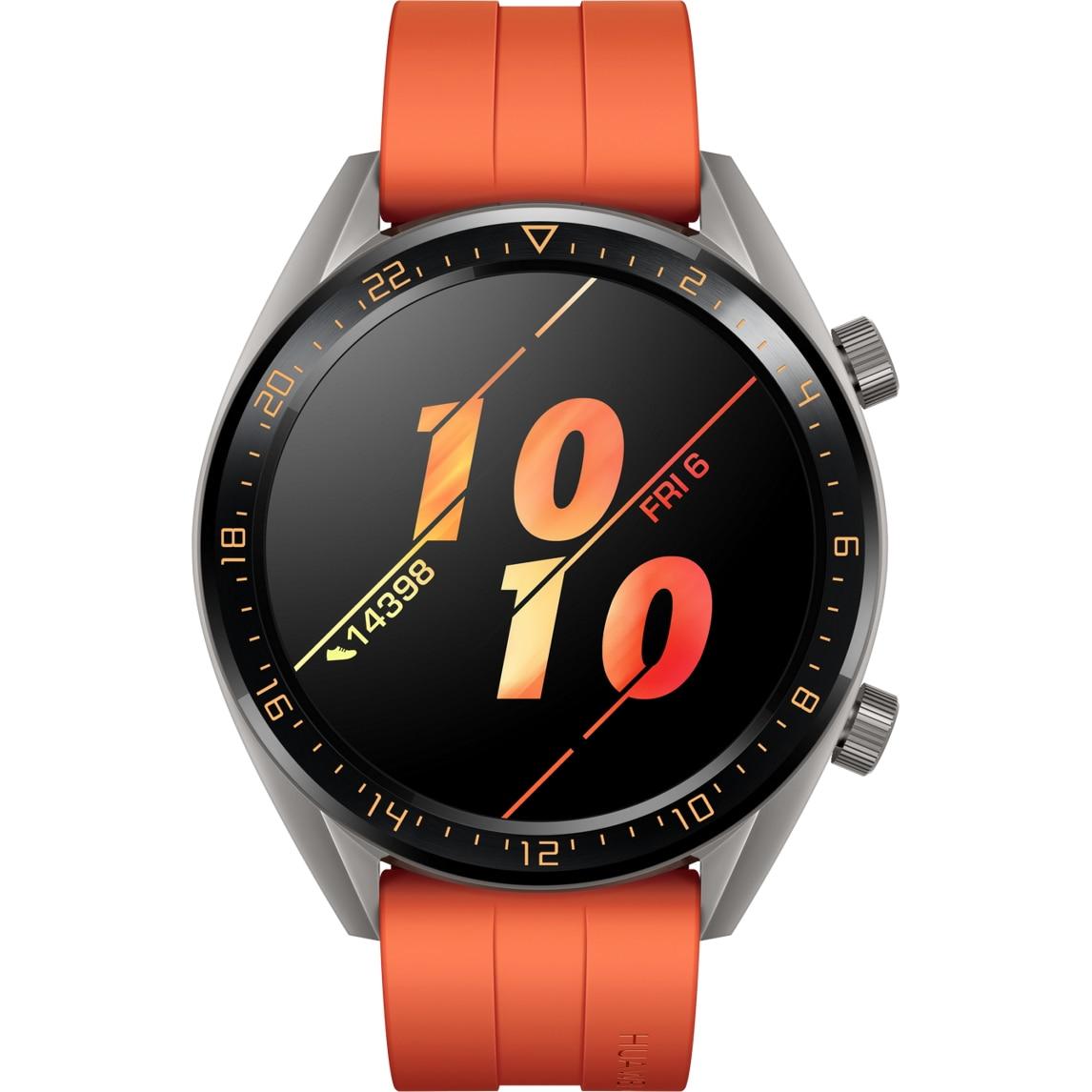 Fotografie Ceas smartwatch Huawei Watch GT, Orange