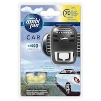 Odorizant auto, Ambi Pur Car, Fresh Escapes, SKY Fresh Air aparat + rezerva odorizant auto 7 ml