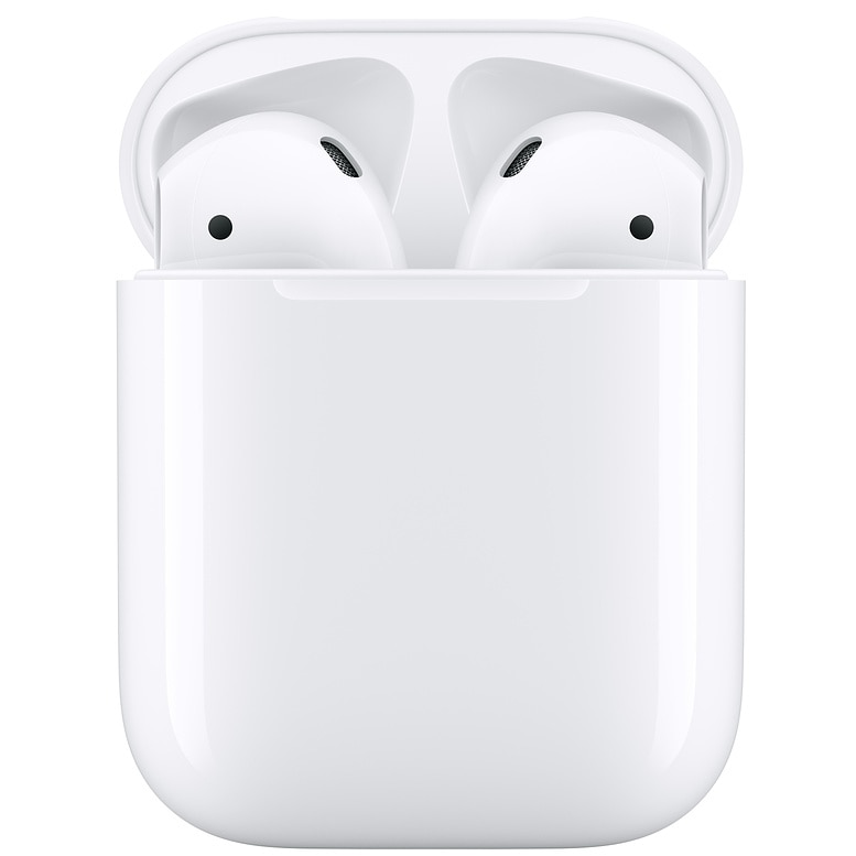 Fotografie Casti Apple AirPods 2, White