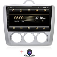 """Специализирана мултимедия Hesperus, за Ford Focus, 9"""", с GPS, Wi-Fi, Android 10"""