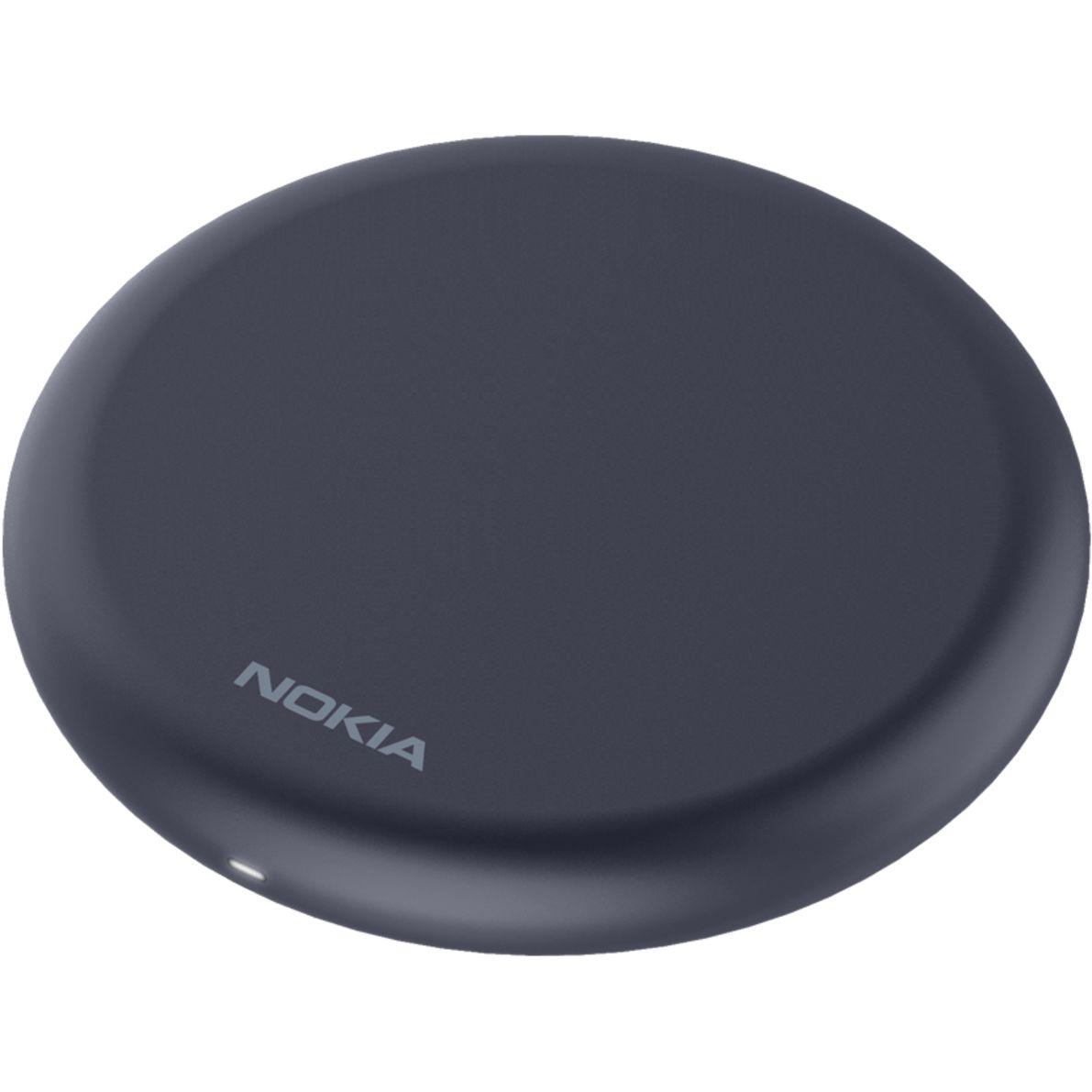 Fotografie Incarcator wireless Nokia, 10W (Max), Midnight Blue