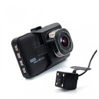 BlackBox V2 autós menetrögzítő kamera + tolató kamera