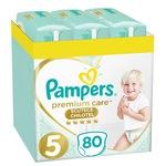 Scutece-chilotel Pampers Premium Care Pants XXL Box Marimea 5, 12-17 kg, 80 buc