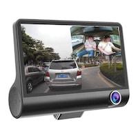Video CarDRV 3 útvonal rögzítő autós kamera tolatókamerával