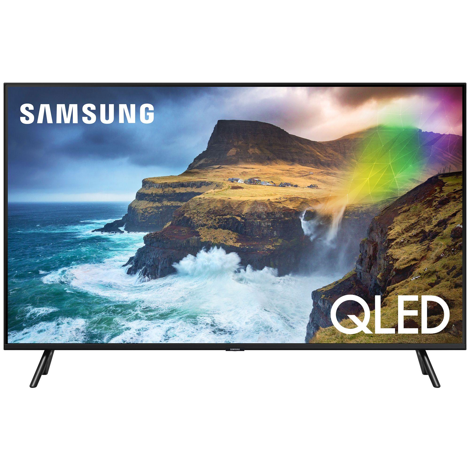 Fotografie Televizor QLED Smart Samsung, 123 cm, 49Q70RA, 4K Ultra HD, Clasa B