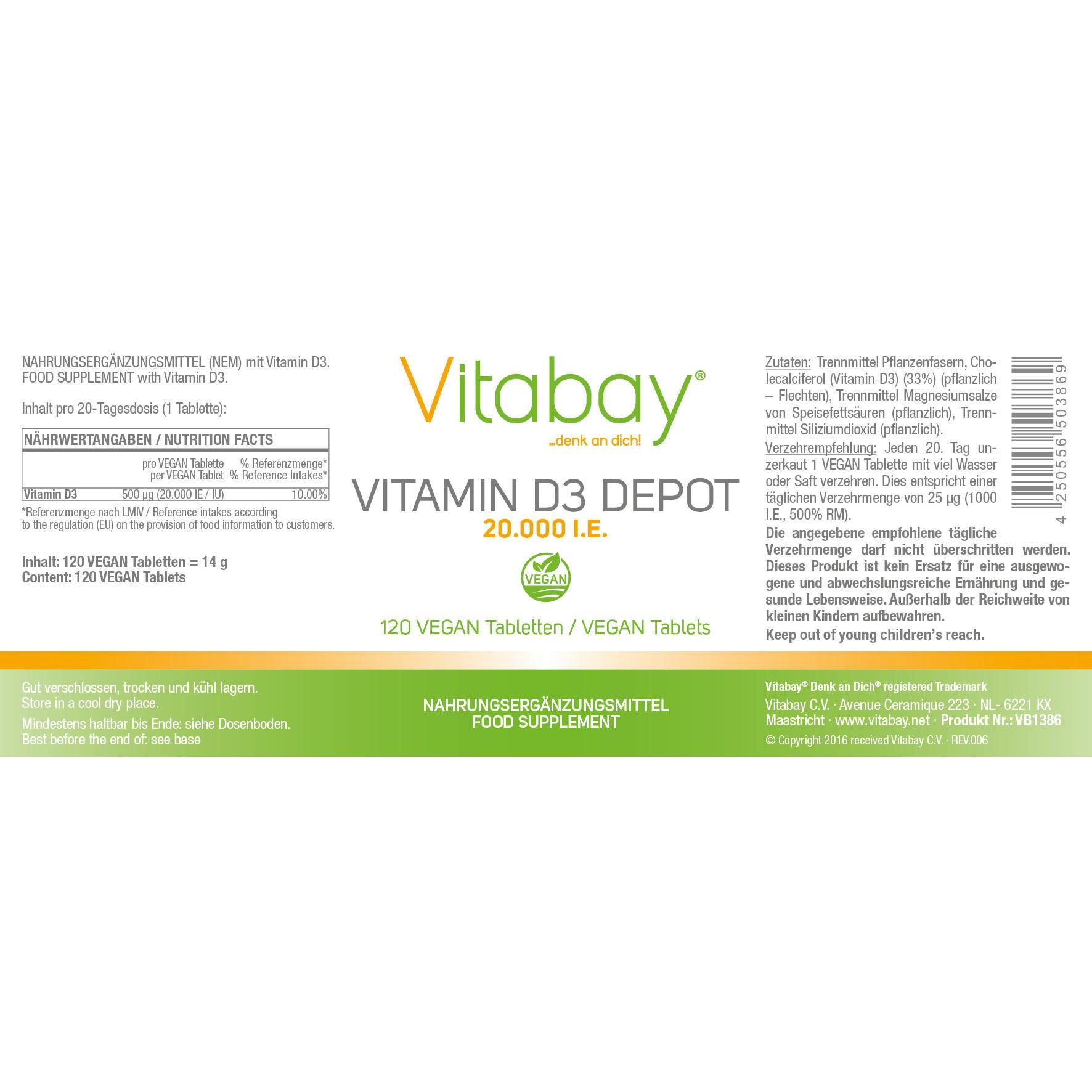 Vitamina D3 pentru durerile articulare)