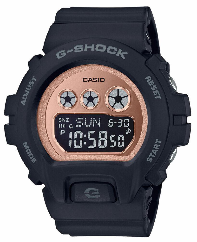 Fotografie Casio, Ceas digital cu functii multiple G-Shock, Negru