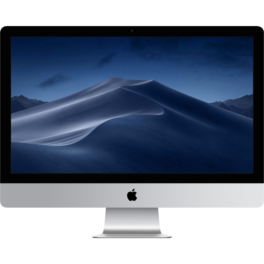 "Fotografie Sistem Desktop PC iMac 27 cu procesor Intel® Core™ i5 3.00 GHz, 27"", Retina 5K, 8GB, 1TB Fusion Drive, Radeon Pro 570X 4GB, macOS Mojave, INT KB"