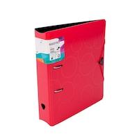 Biblioraft polyfoam, 7.5cm, rosu, Maestro 180°