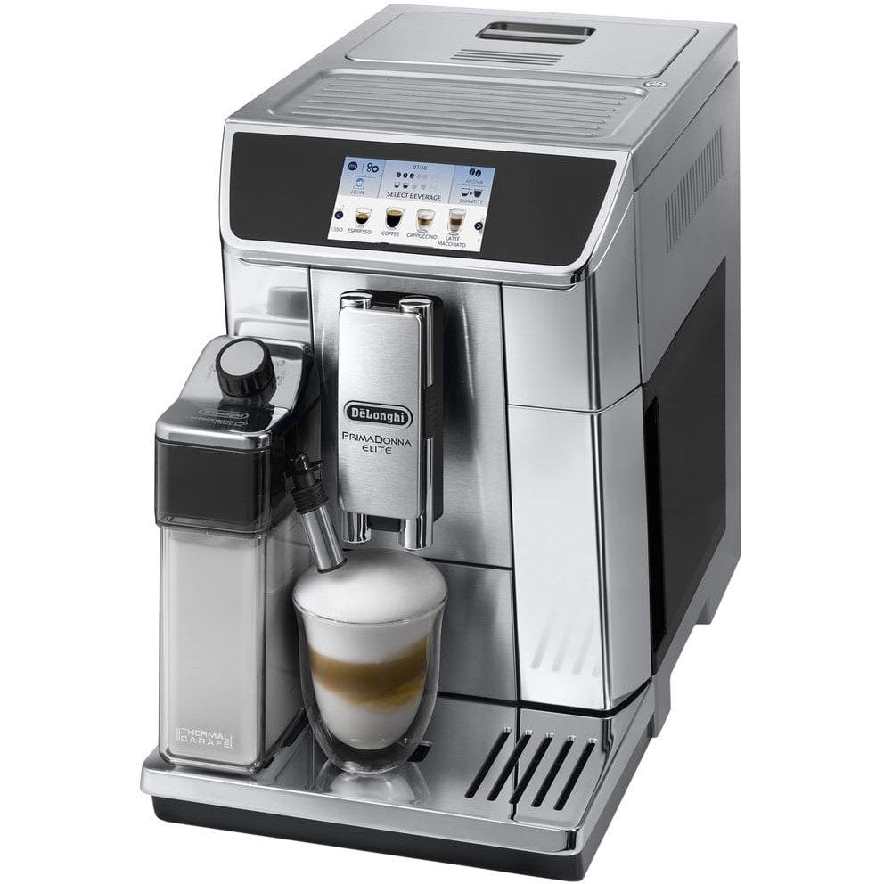 Automata kávéfőző De'Longhi ECAM 45.760 W Automata