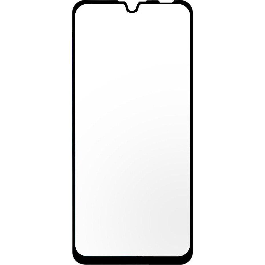 Fotografie Folie de protectie Devia Sticla Temperata pentru Huawei P30, Black