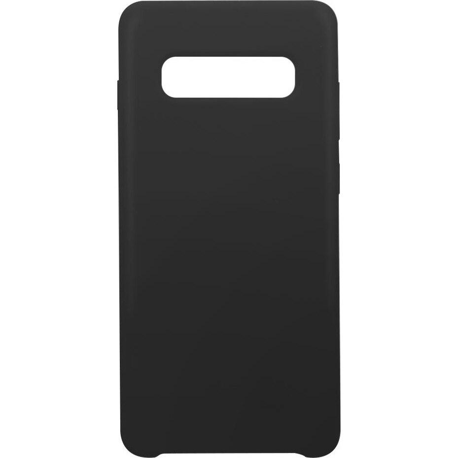 Fotografie Husa de protectie Devia Nature Series pentru Samsung Galaxy S10 Plus G975, Negru