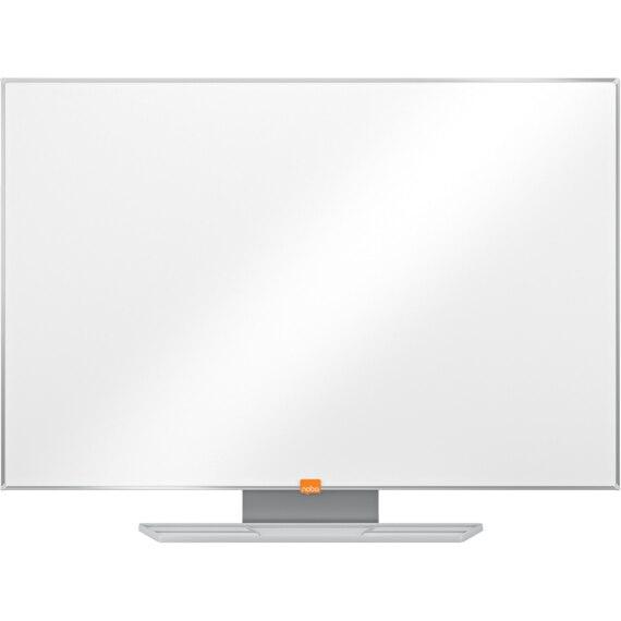 Fotografie Tabla NOBO Nano Clean Classic, otel, 150x100 cm, magnetica, include marker si tavita, alb