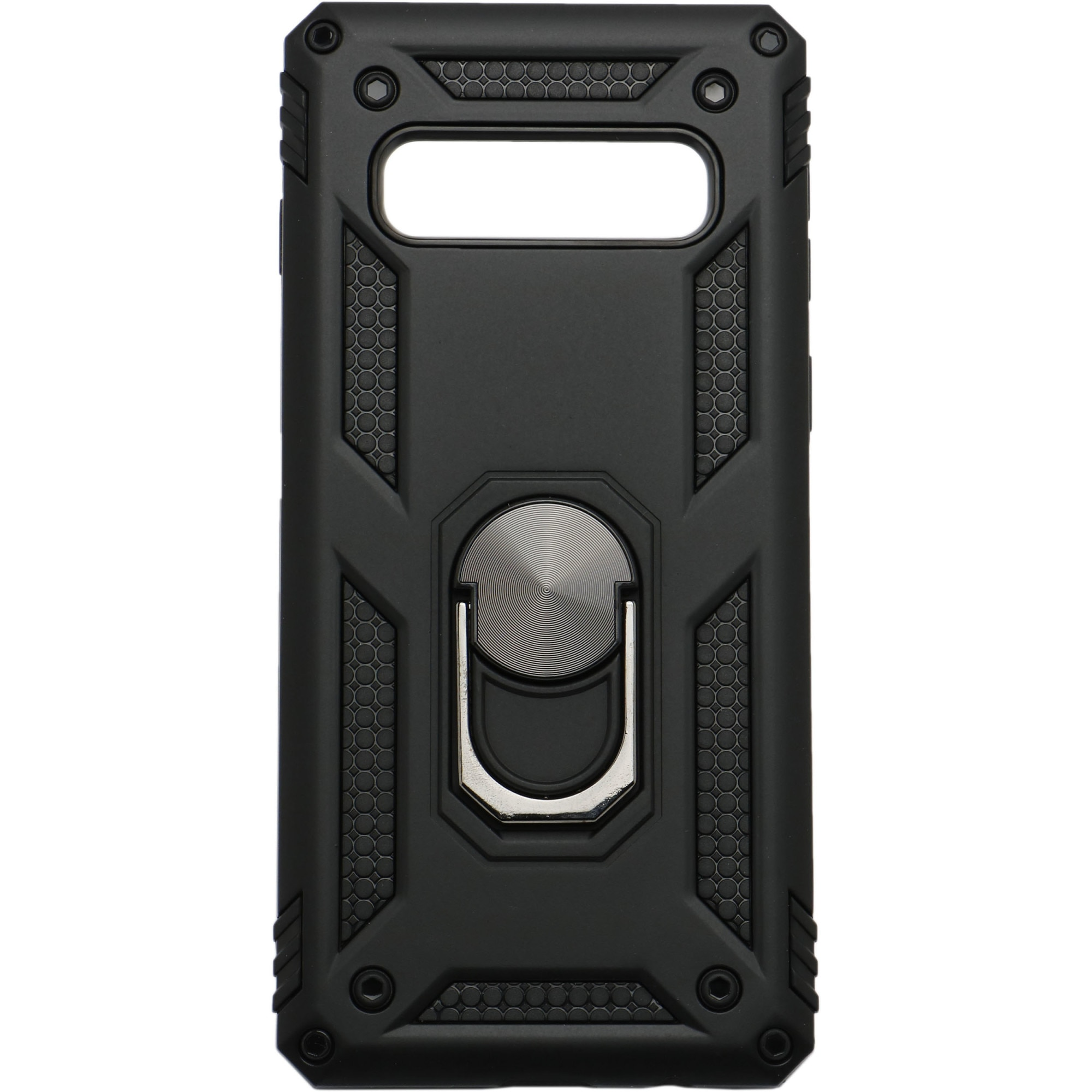 Fotografie Husa de protectie A+ Army Ring Clear for Samsung S10