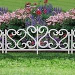 Green World Led Virágágyás szegély / kerítés - 11468A