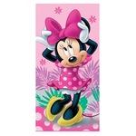 Disney Minnie egér törölköző fürdőlepedő szelfi