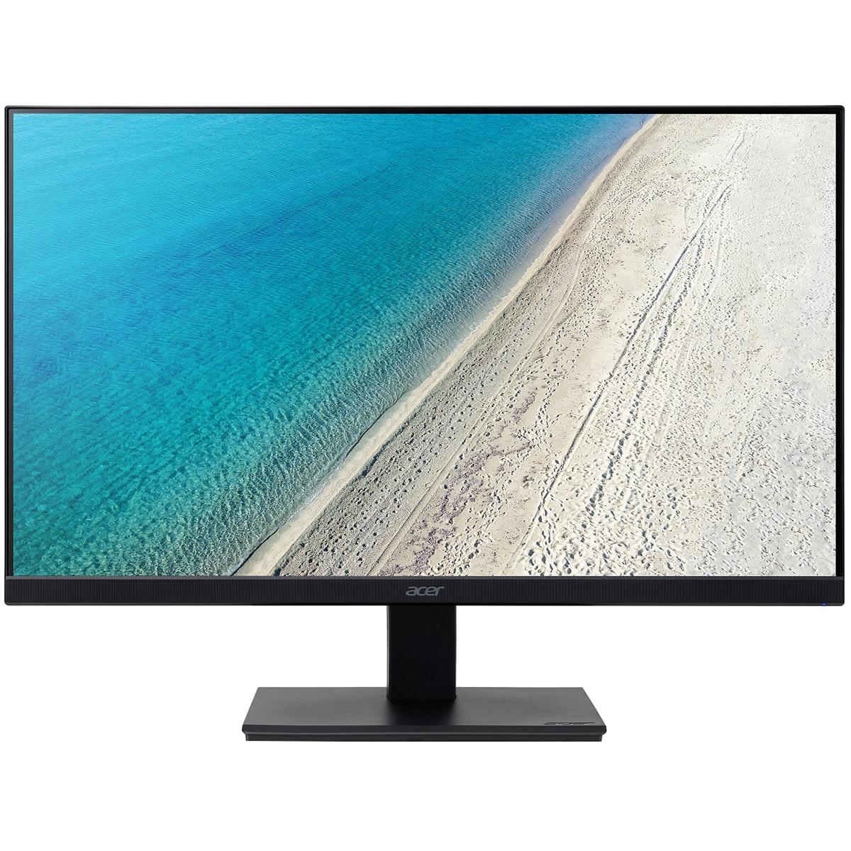 "Fotografie Monitor LED IPS Acer 23.8"", Full HD, HDMI, Negru, V247Ybi"