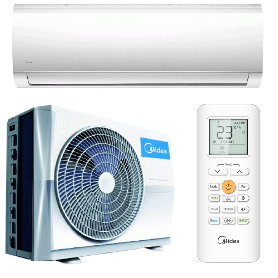 Fotografie Aparat de aer conditionat Midea Blanc R32, 12000 BTU, Clasa A++, Wi-Fi Control, iECO Mode