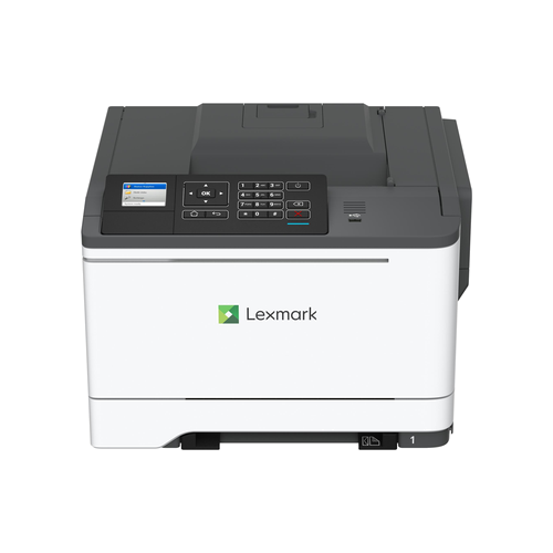 Fotografie Imprimanta laser color Lexmark C2535dw, Duplex, Wireless, A4