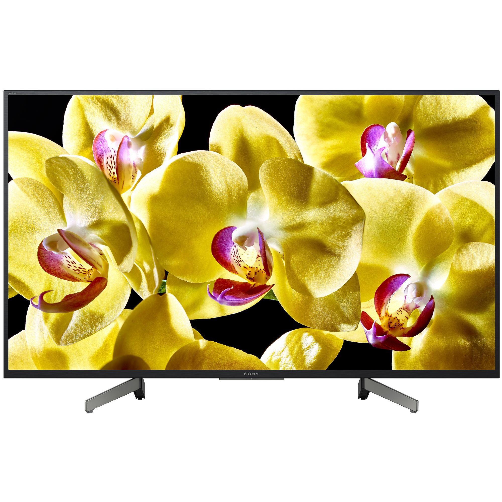 Fotografie Televizor Smart Android LED Sony BRAVIA, 123.2 cm, 49XG8096, 4K Ultra HD