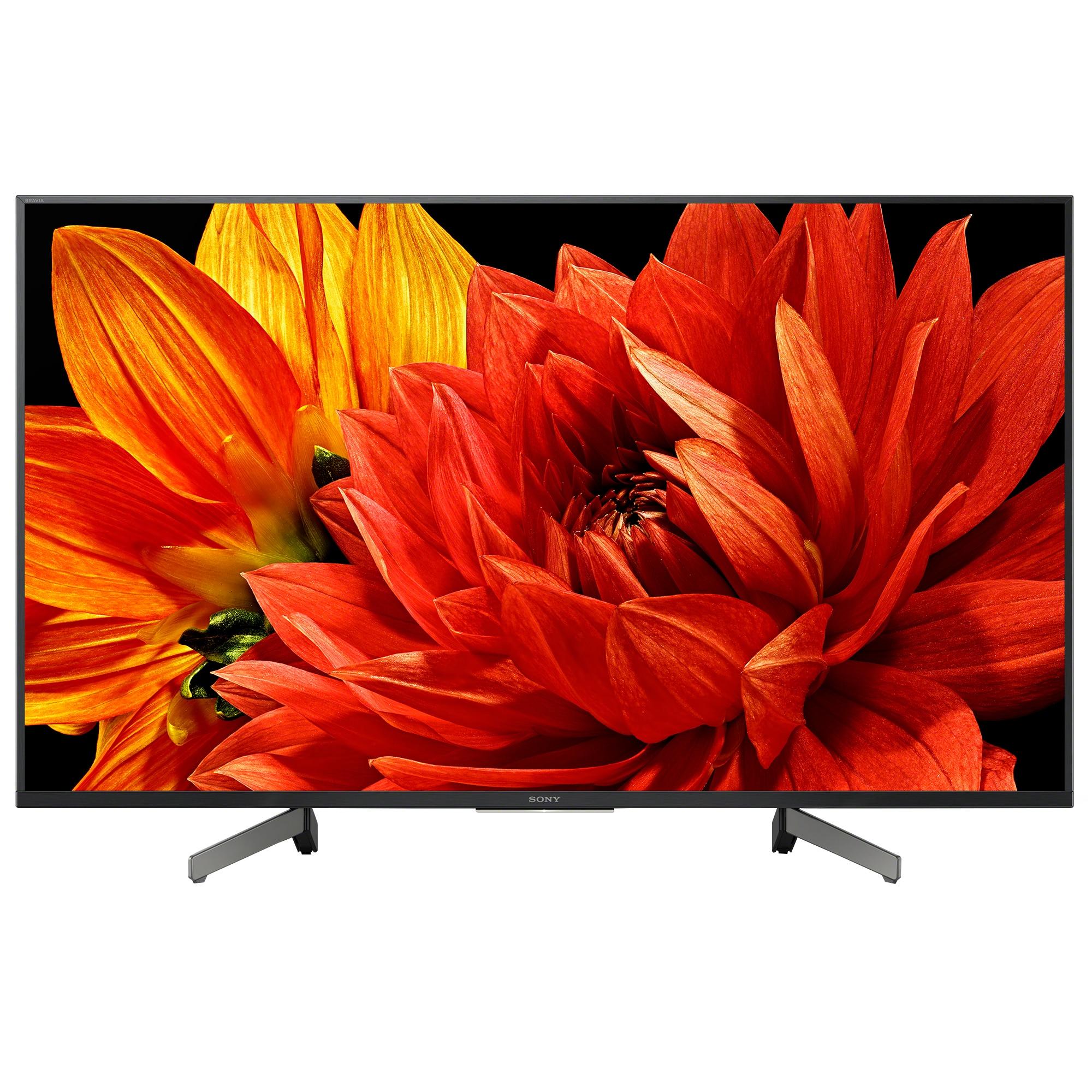 Fotografie Televizor Smart Android LED Sony BRAVIA, 123.2 cm, 49XG8396, 4K Ultra HD, Clasa A
