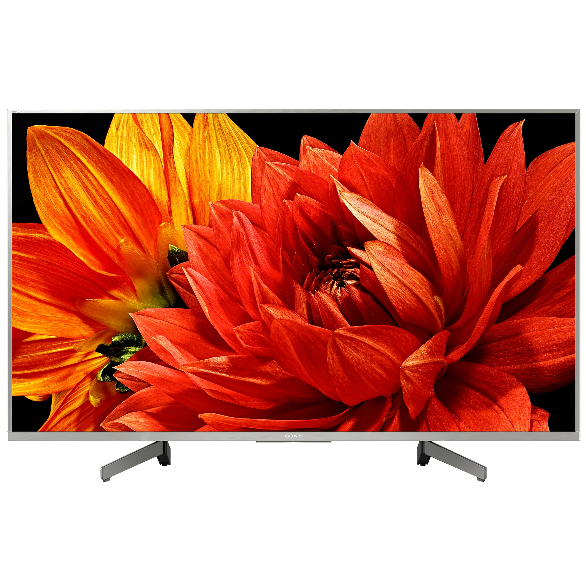 Fotografie Televizor Smart Android LED Sony BRAVIA, 123.2 cm, 49XG8377, 4K Ultra HD
