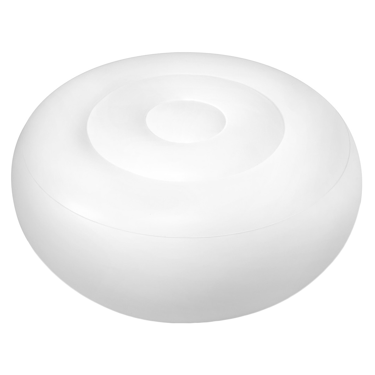 Fotografie Saltea gonflabila Intex Ottoman LED Light, White, 86cm