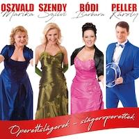 Peller Károly: Operettslágerek, slágeroperettek (CD)