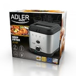 Adler AD4911 Olajsütő 1,5 l