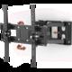"""Hama Fullmotion 118125 fali TV tartó, állítható, 32 """"-65"""", 40 kg, Fekete (118125)"""