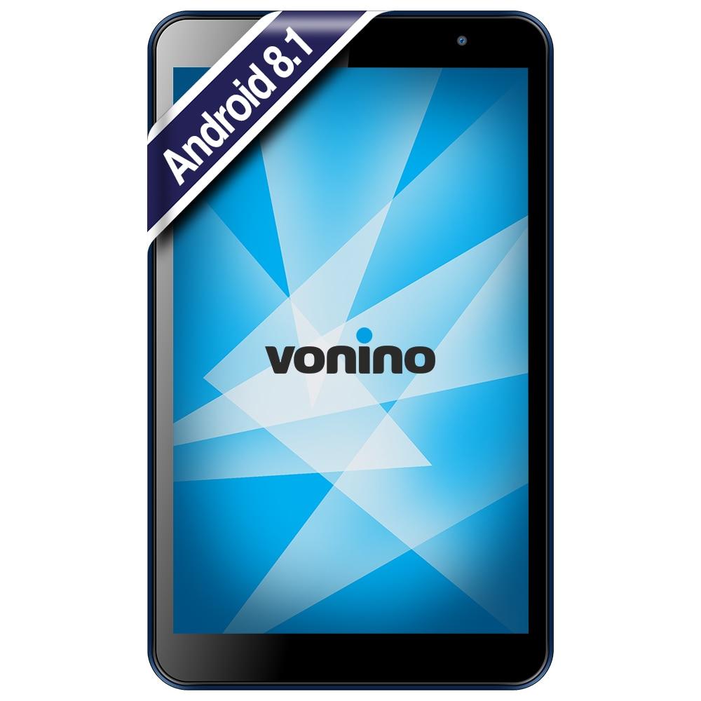 """Fotografie Tableta Vonino Pluri M8, 8"""", Quad Core 1.3 GHz, 2GB RAM, 16GB, 3G, Dark Blue"""