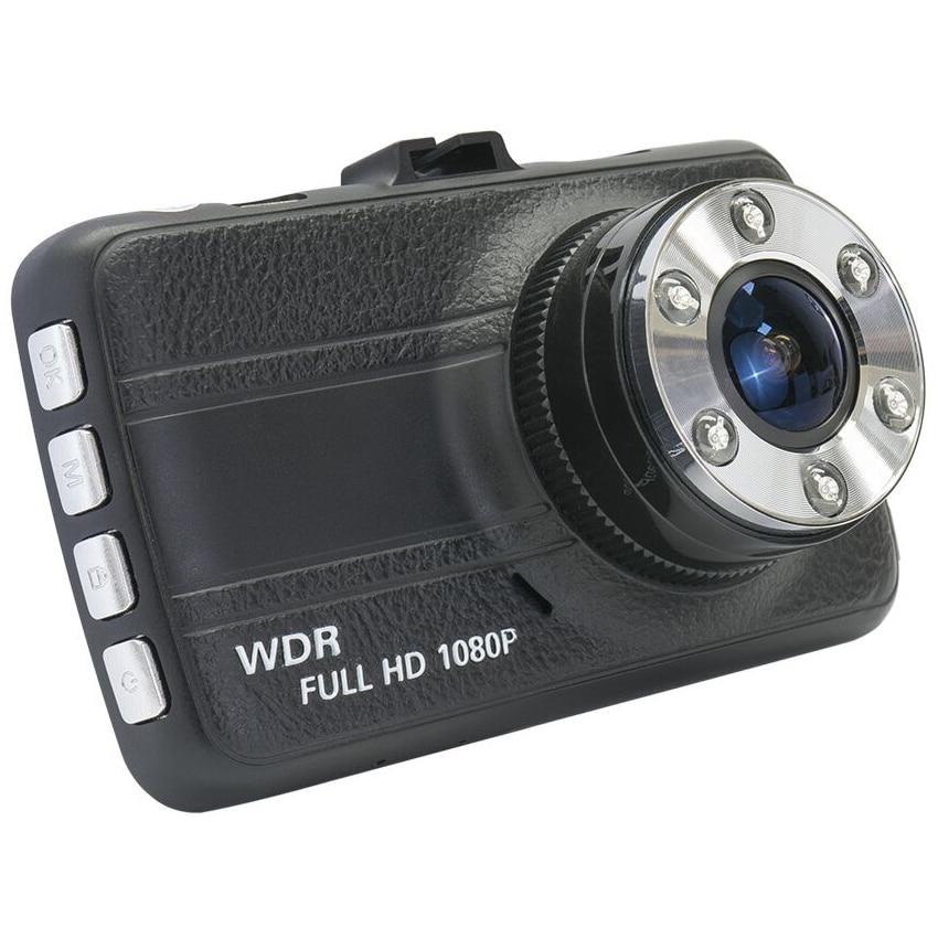Fotografie Camera auto DVR PNI Voyager S1250, Full HD, display 3 inch, card de 16GB inclus