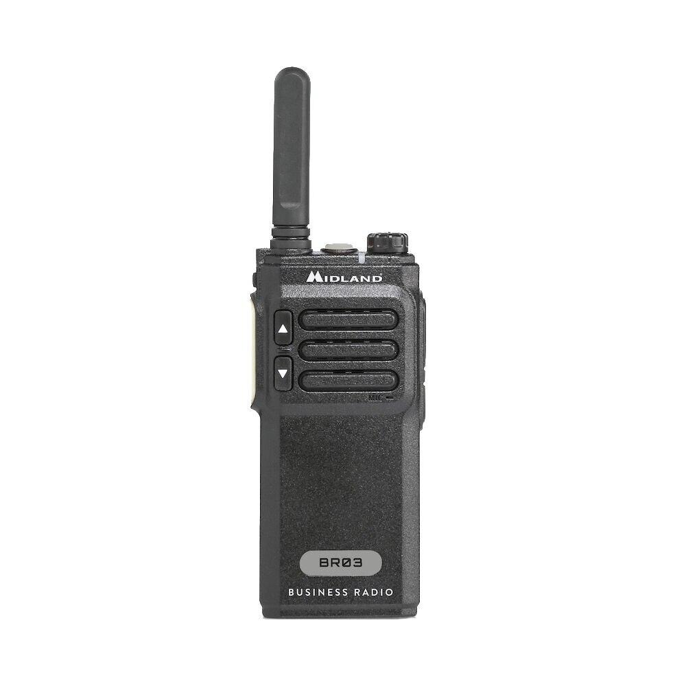 Fotografie Statie radio PMR portabila Midland BR03 Cod C1323